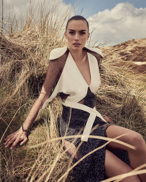 Andreas Ortner Photographer NYC Editorial Harpers Bazaar Sylt
