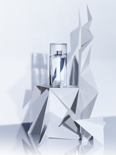 Photographer New York Armin Zogbaum Still life Photographer Dior Fragrance Paper backdrop