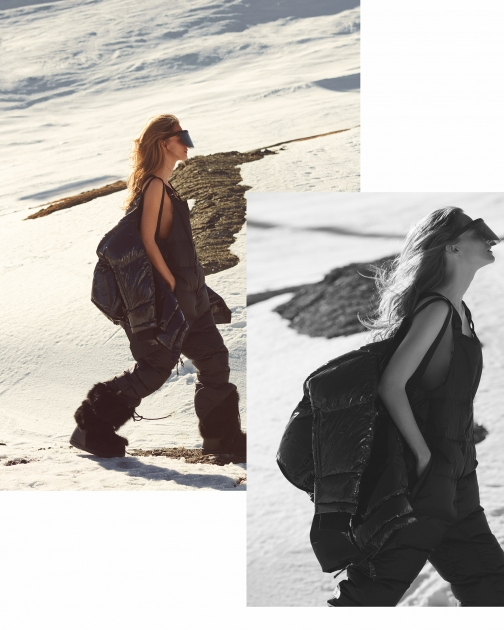Fashion Photographer Director NYC Andreas Ortner Editorial In The Mood Walking