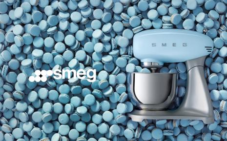 Armin Zogbaum Advertising Smeg Food Processor