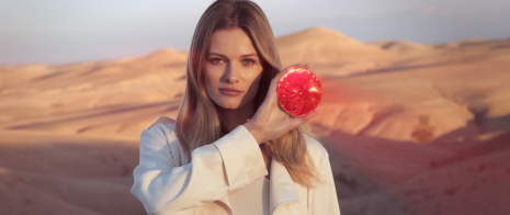 MASSIMO DUTTI Marrakech with Edita Vilkeviciute and Fei Fei Sun