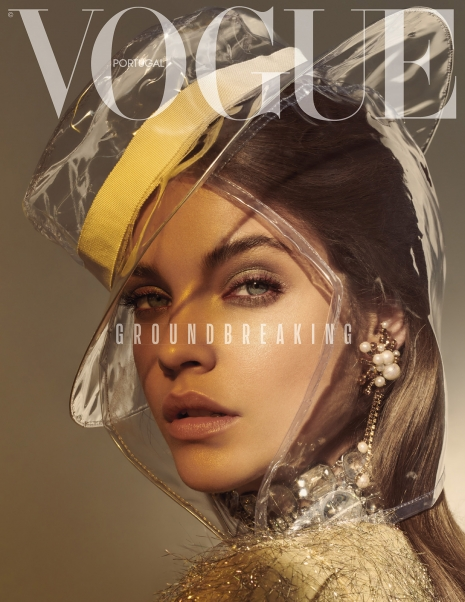 Andreas Ortner VOGUE Portugal Barbara Palvin Beauty