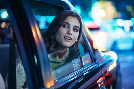 Mango OnLocation Alma Jodorowsky car by Hunter & Gatti