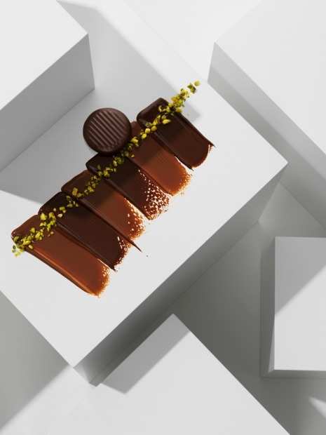 Chocolate Textures graphic by Armin Zogbaum