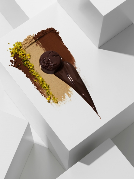 Chocolate Textures Pistatio by Armin Zogbaum