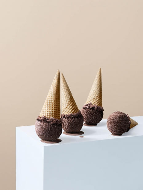 Chocolate Cornets by Armin Zogbaum