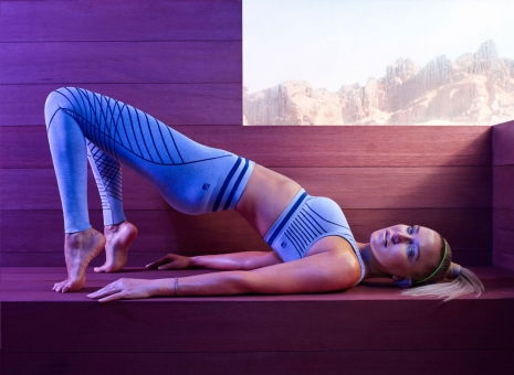 Fabletics Kate Hudson Yoga Indoor by Hunter & Gatti