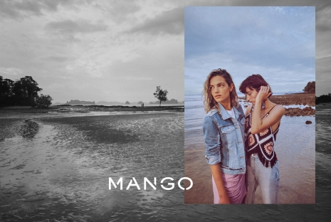 Photographer Director NYC Hunter & Gatti Mango Campaign Thailand Girls Water