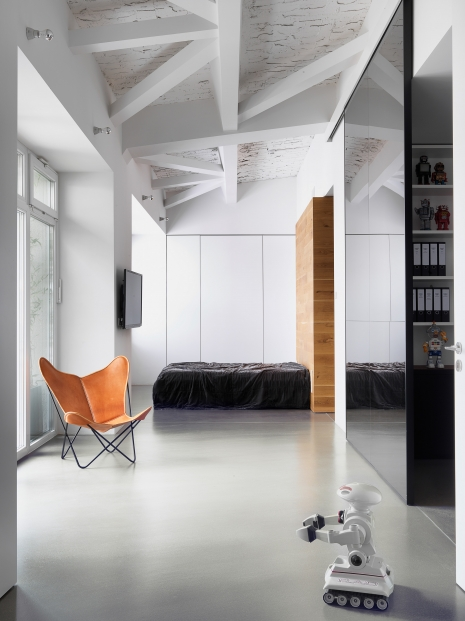Photographer New York Armin Zogbaum Architecture Design Bedroom Interior