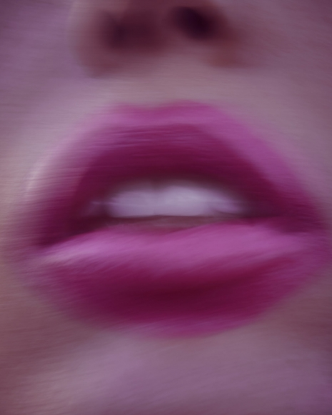 Fashion Photographer Director NYC Andreas Ortner Vogue Italia Palm Springs Lips Beauty