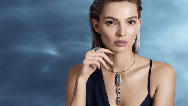 Photographer David Roemer for Swarovski Campaign 2019 Jewelry 04