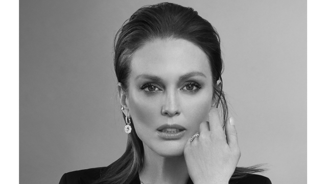 Fashion Photographer Director NYC Andreas Ortner Chopard Julianne Moore Diamonds Beauty