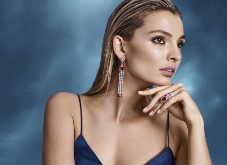 Photographer David Roemer for Atelier Swarovski Campaign 2019 Jewelry 02