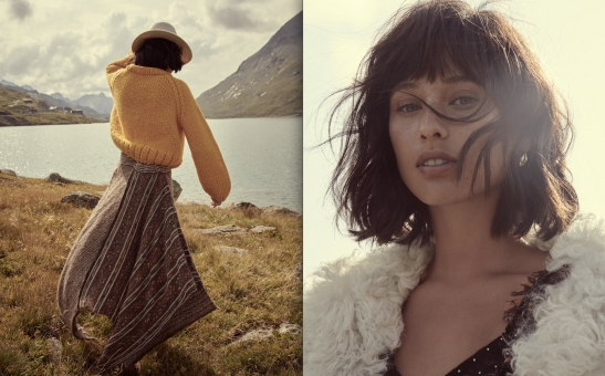 Andreas Ortner Free People Holiday Campaign Teaser